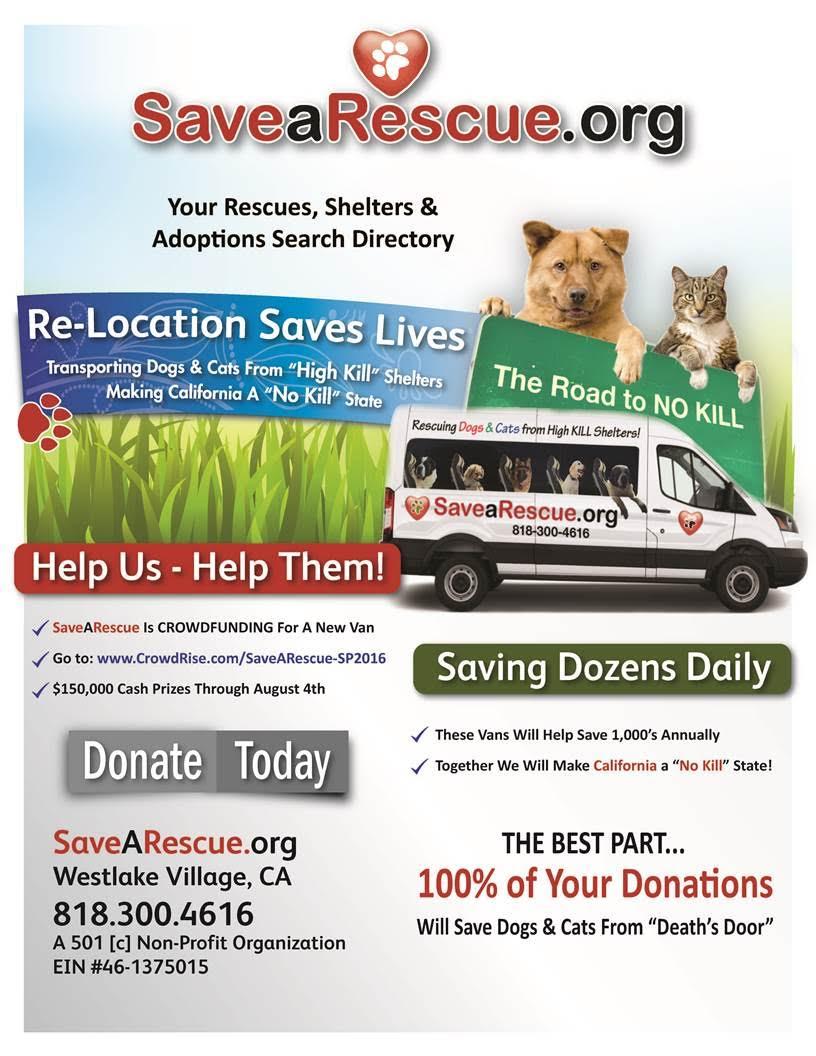 Save A Rescue