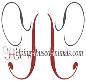 Helping Abused Animals Logo